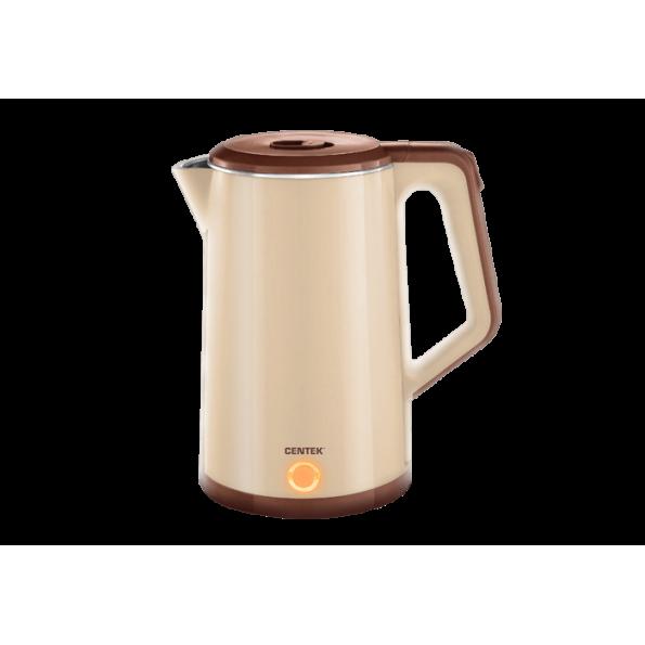 Чайник Centek CT-0024 Beige
