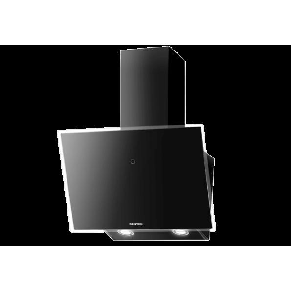 Вытяжка кухонная CENTEK  CT-1829-60 Black